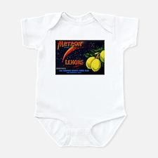 Meteor Lemons Infant Bodysuit