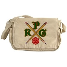 RPG Shield Messenger Bag