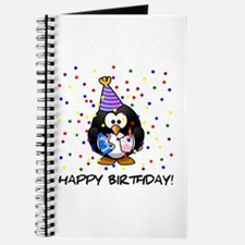Happy Birthday Penguin Journal