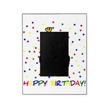 Birthday Penguin Picture Frame