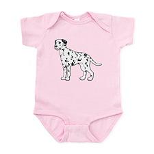 Dalmatian - No Text Infant Bodysuit