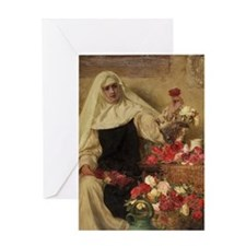 For Saint Dorothea's Day Greeting Cards