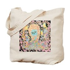 """""""Muerta Lisa"""" Tote Bag"""