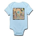 """Muerta Lisa"" Infant Bodysuit"