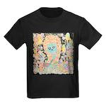 """""""Muerta Lisa"""" Kids Dark T-Shirt"""