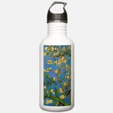 Blossoming Almond Tree Water Bottle