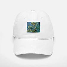 Blossoming Almond Tree by Vincent van Gogh Baseball Baseball Cap