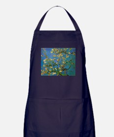 Blossoming Almond Tree by Vincent van Apron (dark)