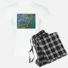 Blossoming Almond Tree by V Pajamas