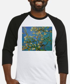 Blossoming Almond Tree by Vincent Baseball Jersey
