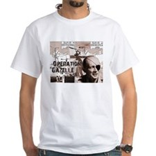 Moshe Dayan Israeli Army IDF Military Lead T-Shirt