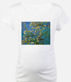 Blossoming Almond Tree by Vincen Shirt