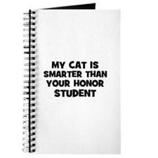 my cat is smarter than your h Journal