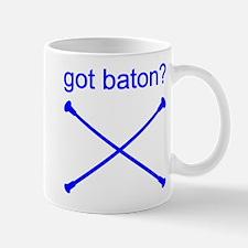 GOT BATON? Mug
