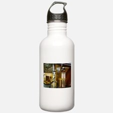 Firefighter gear and e Water Bottle