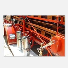 Firefighter gear and equi Postcards (Package of 8)