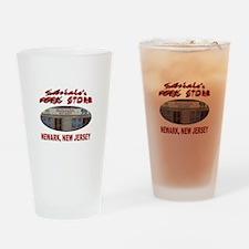 Satriale's Pork Store Drinking Glass
