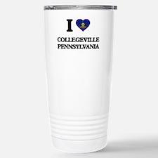 I love Collegeville Pen Travel Mug