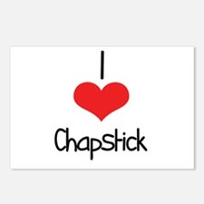 Chapstick Postcards (Package of 8)