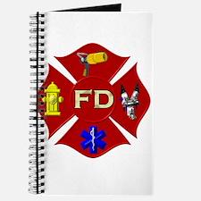 Fire department symbol Journal