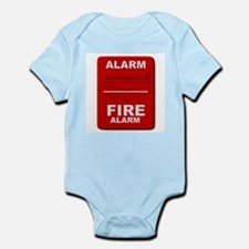 Alarm box red Body Suit