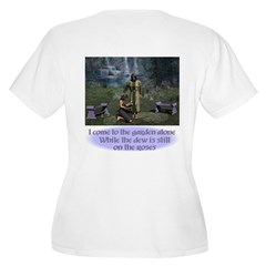 In the Garden - T-Shirt