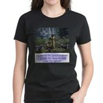 In the Garden - Women's Dark T-Shirt