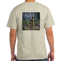 In The Garden Version 2 - Light T-Shirt