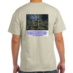 In the Garden Version 1 - Light T-Shirt