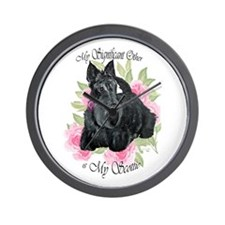 Signicant Scottie Wall Clock
