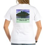 The Lord is My Shepherd - Women's V-Neck T-Shirt