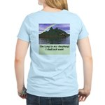 The Lord is My Shepherd - Women's Light T-Shirt