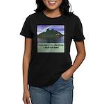 The Lord is My Shepherd - Women's Dark T-Shirt