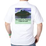 The Lord is My Shepherd - Golf Shirt