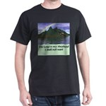 The Lord is My Shepherd - Dark T-Shirt