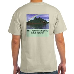 The Lord is My Shepherd Version 1 - T-Shirt