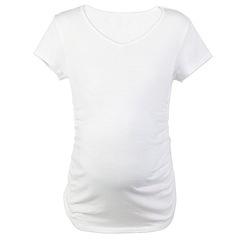 Lion of Judah - Maternity T-Shirt