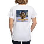 Lion of Judah - Women's V-Neck T-Shirt