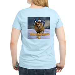 Lion of Judah - Women's Light T-Shirt