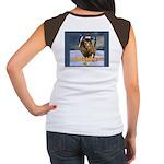 Lion of Judah - Women's Cap Sleeve T-Shirt