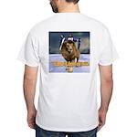 Lion of Judah - White T-Shirt