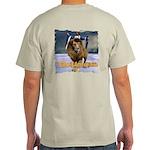 Lion of Judah Version 2 - Light T-Shirt
