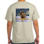 Lion of Judah Version 1 - Light T-Shirt