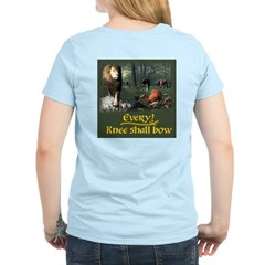 Every Knee Shall Bow-T-Shirt