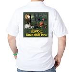 Every Knee Shall Bow - Golf Shirt