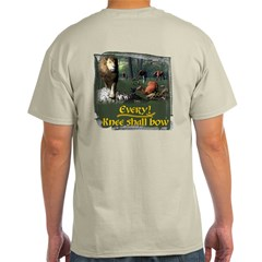 Every Knee Shall Bow Version 2 - T-Shirt