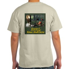 Every Knee Shall Bow Version 1 - T-Shirt