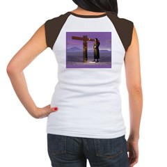 Crossroads - Women's Cap Sleeve T-Shirt
