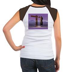 Crossroads - Women's Cap Sleeve T-Shirt