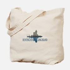 Huntington - Long Island New York. Tote Bag